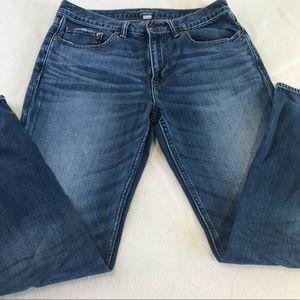 Men's Banana Republic Straight Cut Jeans